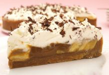Tarte Banoffee au Thermomix