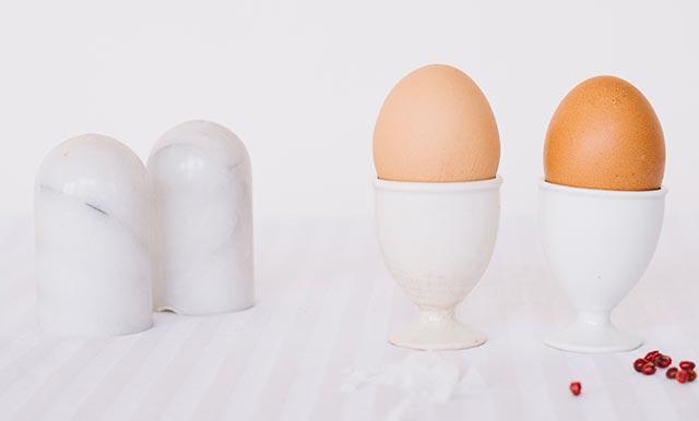 Comment faire cuire les œufs dans Thermomix