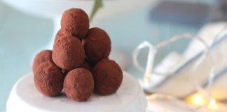 Truffes au chocolat avec Thermomix