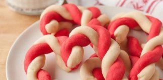 Sablés de Noël façon sucre d'orge au Thermomix