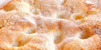 Tarte au sucre avec Thermomix