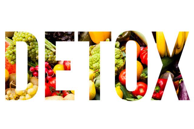 detox apres les fetes
