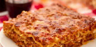 Lasagne à la bolognaise au Thermomix