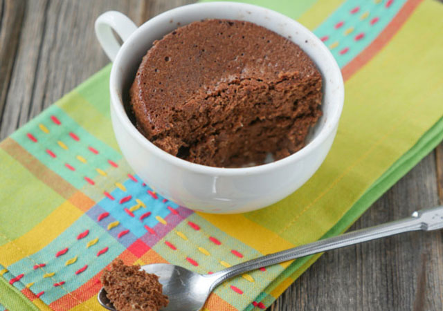 Recette Mug Cake Weight Watchers