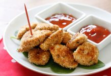 Nuggets de poulet Weight Watchers