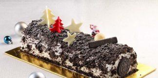 Bûche de Noël Oreo au Thermomix