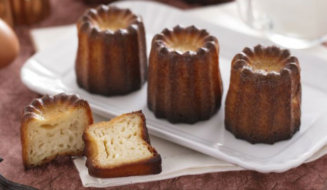 cannelés Inratable au Thermomix