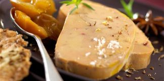 foie gras Weight Watchers