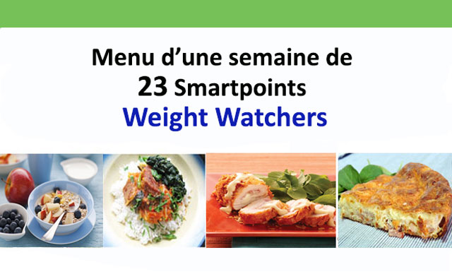 livre weight watchers propoints