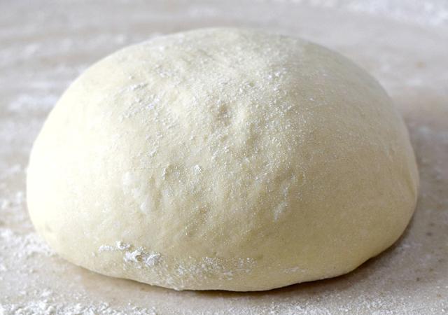 Pâte à pizza italienne au Thermomix