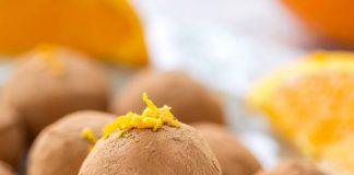 truffes au chocolat et à l'orange avec Thermomix