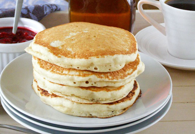 pancakes ultra moelleux au thermomix