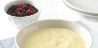 semoule au lait à la vanille au Thermomix