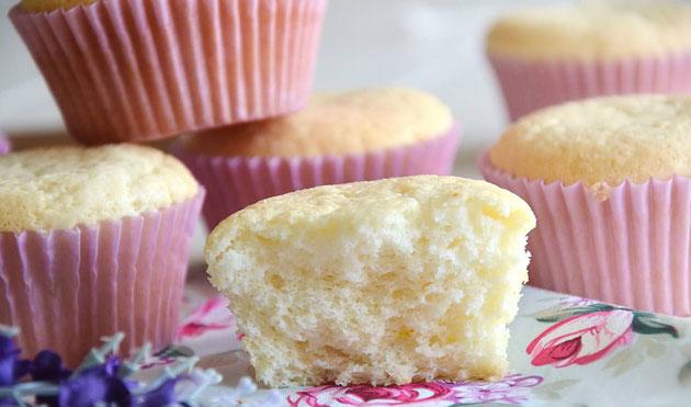 Muffins aux blancs d'oeufs avec Thermomix