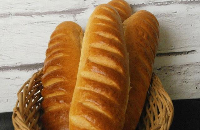 baguettes viennoises au Thermomix