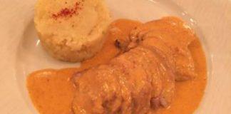 filet mignon à la sauce au chorizo avec Thermomix