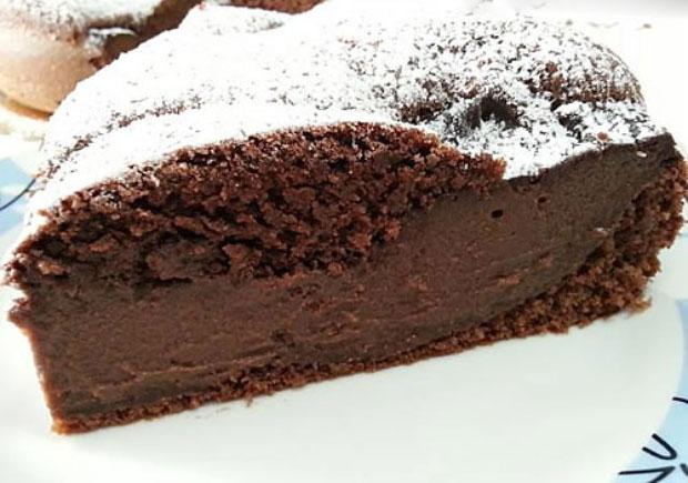 fondant au chocolat et mascarpone avec Thermomix