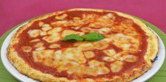 pizza croûte chou-fleur WW