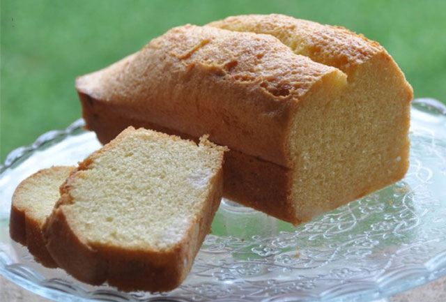 Cake léger au yaourt à 2 sp