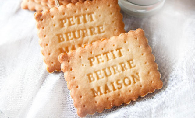Biscuits petit beurre légers WW
