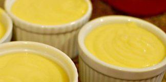 Pots de Crème à la vanille au Thermomix
