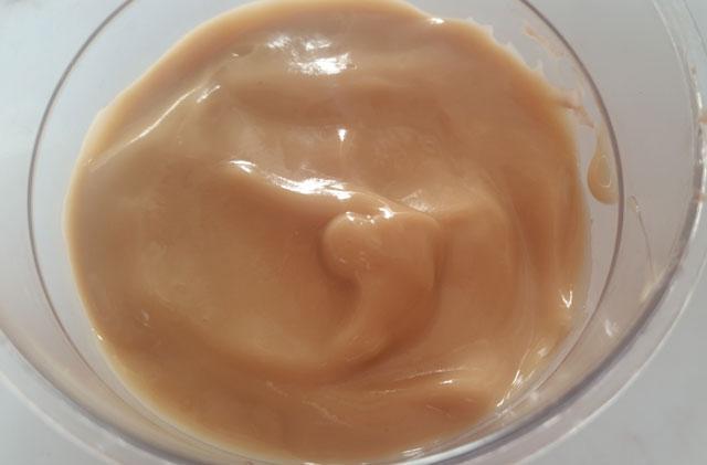 Crème pralinée façon Danette au Thermomix