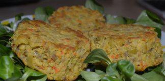Flans de légumes aux lardons avec Thermomix