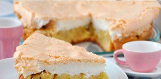 Gâteau meringué au Thermomix