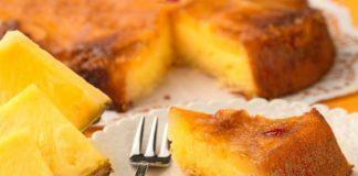 Gâteau à l'ananas et noix de coco au Thermomix