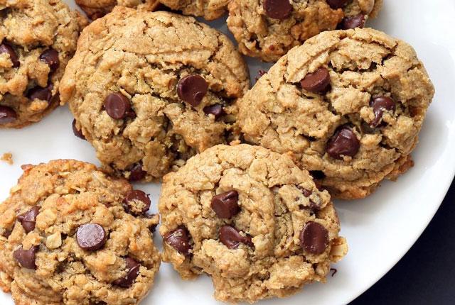 Cookies aux flocons d'avoine au Thermomix