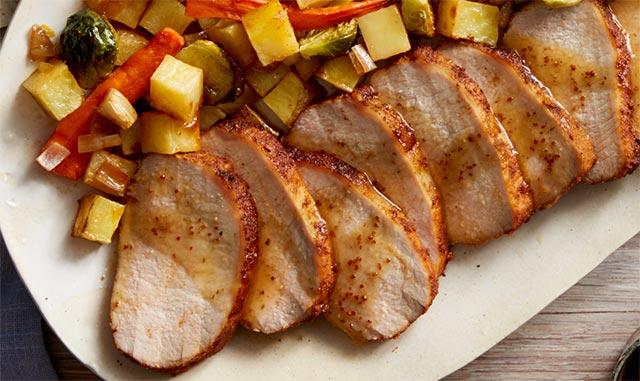 Roti-de-porc-la-moutarde-avec-cookeo