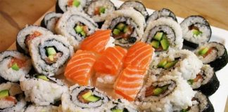 Sushis et Makis facile ww