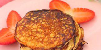 Pancakes à la Banane Sans Farine à 0 SP