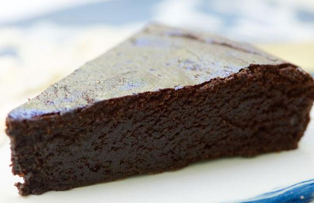Moelleux au Chocolat et au Rhum avec Thermomix
