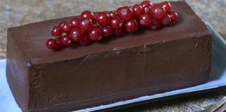 Terrine de chocolat avec Thermomix
