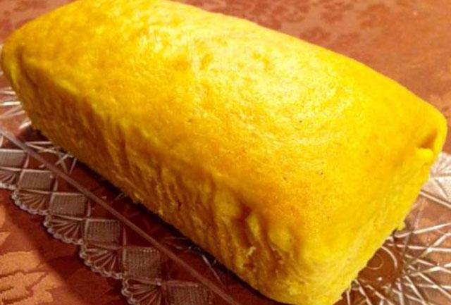 Cake aux Carottes Cuit au Varoma