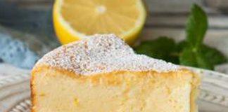 Fondant à la Faisselle et Citron au Thermomix