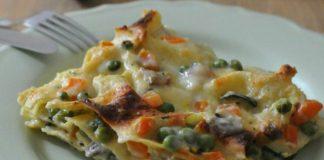 lasagnes végétariennes WW