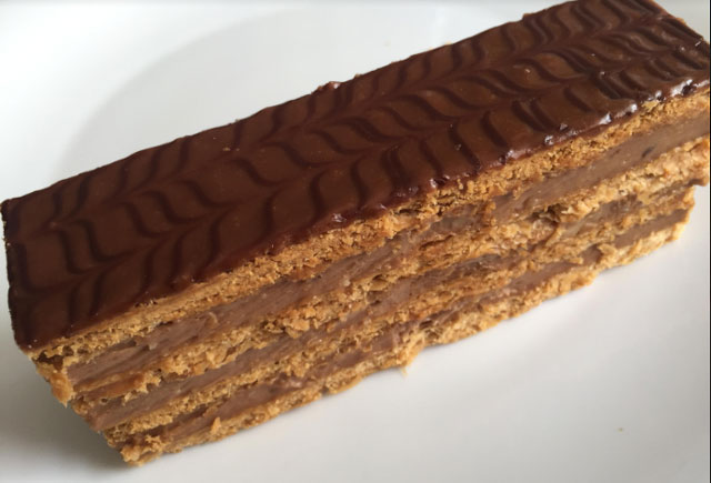 Mille-Feuille Chocolat au Thermomix