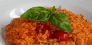 risotto aux tomates et parmesan WW