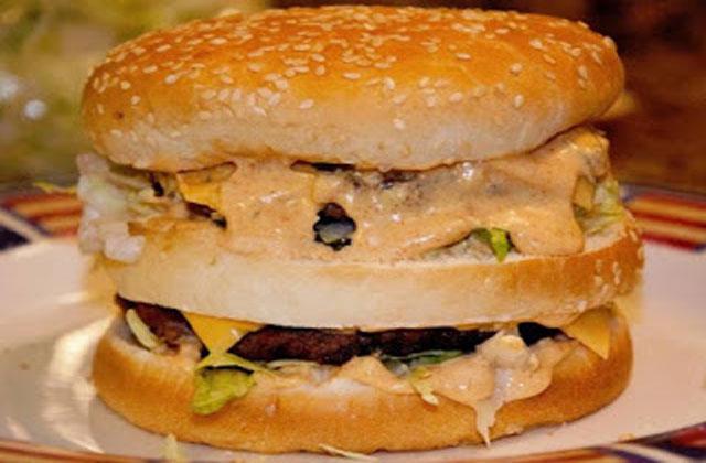 sauce Big Mac au Thermomix