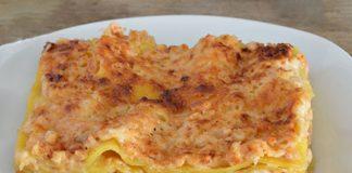 Lasagnes au Saumon et Boursin WW