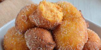 beignets de potiron au sucre au Thermomix
