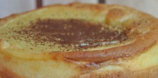 Gâteau à la Crème Anglaise au Thermomix