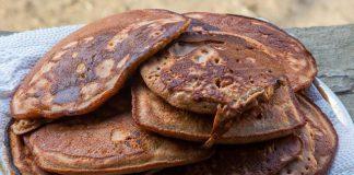 pancakes légers à la châtaigne WW
