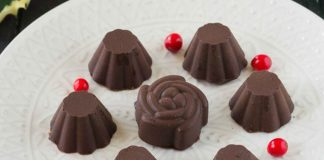 Chocolats Fourrés à la Confiture au Thermomix