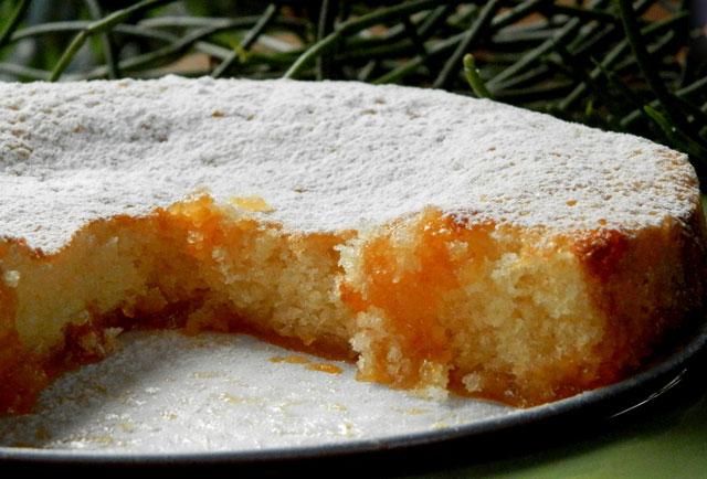 gâteau moelleux à la confiture WW