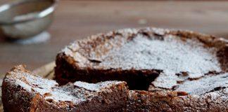 Gâteau Nutella avec 2 ingrédients au Thermomix