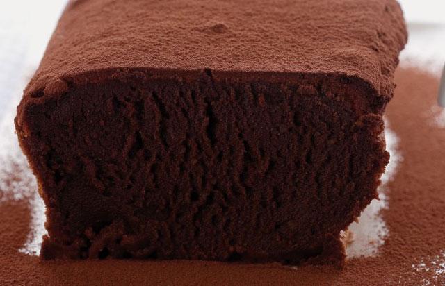 Moelleux au Chocolat et Amandes au Thermomix