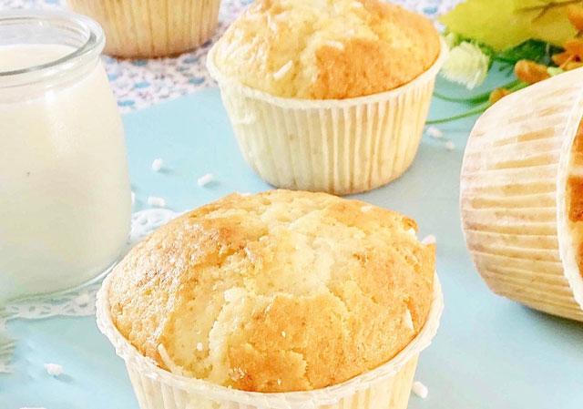Muffins au Yaourt au Thermomix